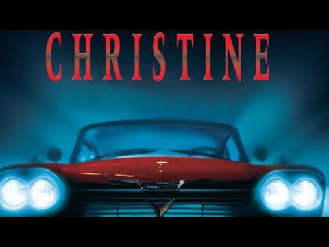 Christine 4k Best Buy Exclusive Steelbook.