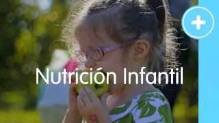 Video de Youtube de Nutrición Infantil