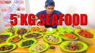 Video MUKBANG 5 KG SEAFOOD DARI Seafood & Ayam EGP MP3, 3GP, MP4, WEBM, AVI, FLV April 2019