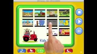 Video review ZOOLA Kids Videos HD - Educational YouTube Videos for kids for iPad - 1.2
