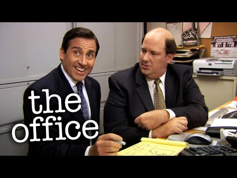 Michael the Gossip - The Office US