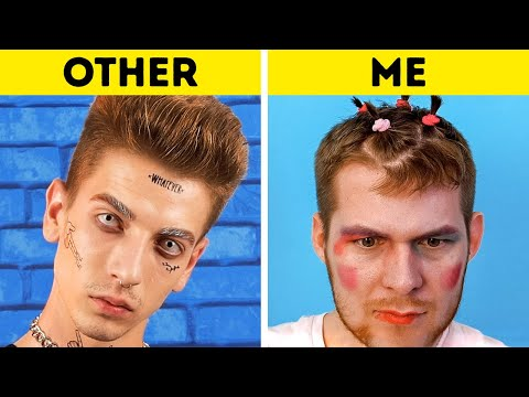 OTHERS vs. ME || TYPES OF FRIENDS WE ALL HAVE