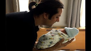 """Fardeen Khan and his wife Natasha welcomed their second child, a baby boy, on August 11. Today, the 43-year-old actor delighted everyone by sharing the first picture of the little one on Twitter. In the picture, Fardeen can be seen holding his three-day old baby in his arms. Through his post, he thanked his fans and well-wishers for their love. """"Thank you for the congratulatory messages and wishes. Our best to all of you as well. Diani, Natasha & FK,"""" tweeted the Dev actor. Fardeen Khan is the son of late veteran actor Feroz Khan. The Jungle actor got married to Natasha, daughter of veteran actress Mumtaz, in December 2005."""