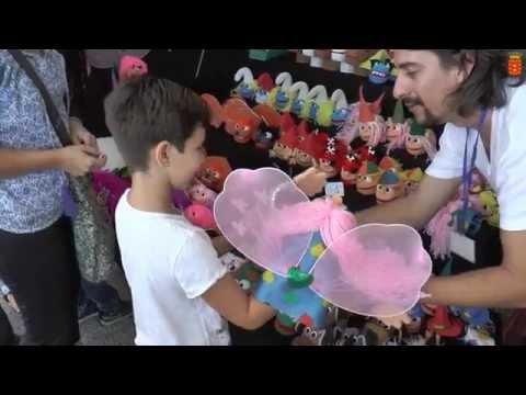 Feria Insular de Artesanía y Comercio en San Sebastián