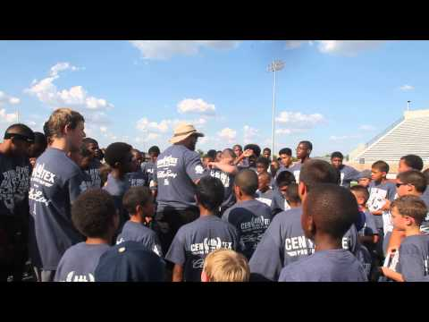 Hometown Pros Football Camp
