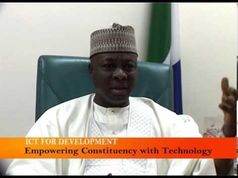 Hon. Ibrahim Shehu Gusau [Nigeria Technology News]