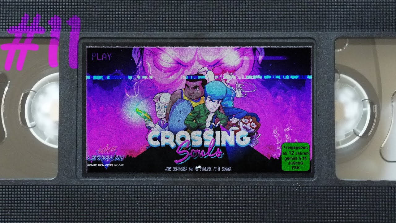 11 - Verloren im geisterwald - Let's Play Crossing Souls