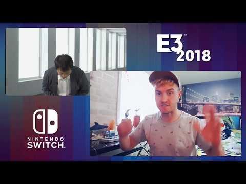 REACTION - Nintendo e3 2018 Direct (FULL Showcase)