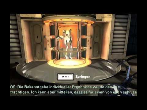 Let´s SAUFEN - Portal 2 #001 [GERMAN] - Portalaction mit Sternenmarke und Portwein