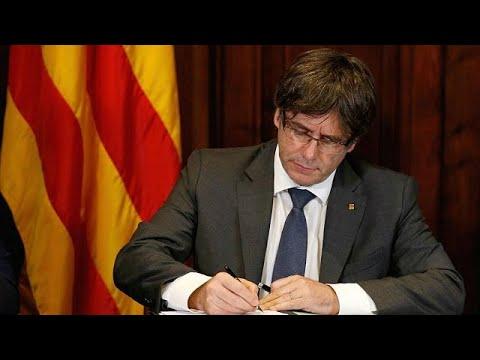 Νέο δημοψήφισμα για την ανεξαρτησία στην Καταλονία