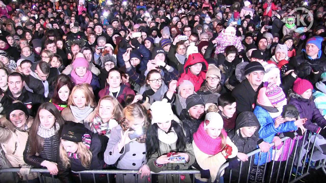 Koncert zespołu MIG w Kole. WOŚP 2016