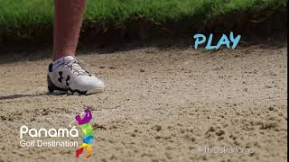 Bantr Inc - Panama Golf Destination, Play Golf Ad