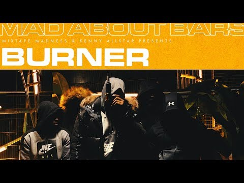Burner – Mad About Bars w/ Kenny Allstar [S4.E2] | @MixtapeMadness