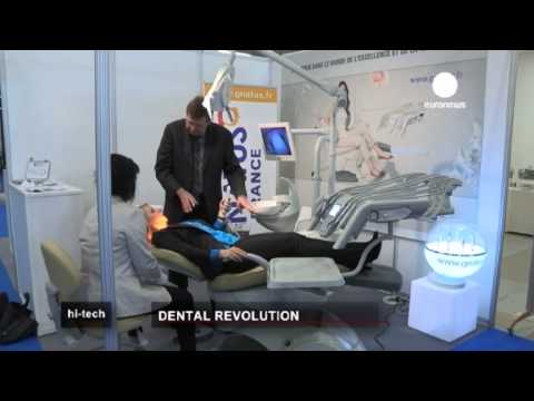 Euronews: IMAGINA Dental 2013 - UK