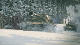 Company of Heroes 2: Ardennes Assault - Battle of the Bulge Anniversary Trailer
