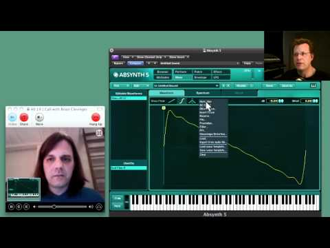 Absynth 5 Overview with Brian Clevinger Part 2