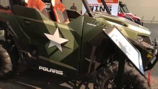 7. 2018 Polaris ATV and SxS Show