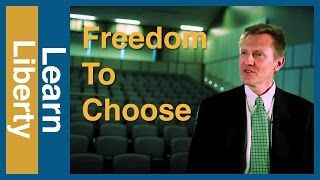 Human Dignity and the Freedom to Choose Video Thumbnail