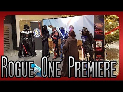 Rogue One Premiere - Gloria Kino Stuttgart