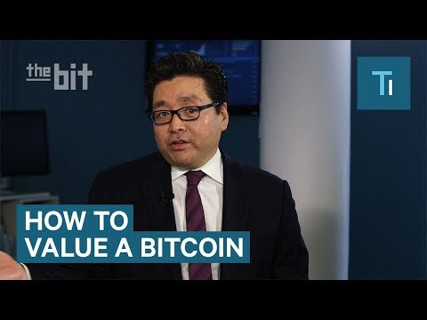 How to value a bitcoin