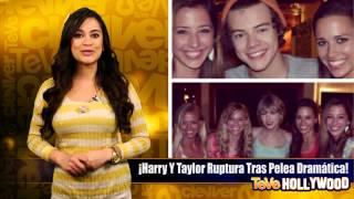 Harry Styles Taylor Swift Terminan Tras Dramática Pelea!