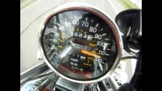 2. suzuki vs800 2006  max speed 0-185km/h  GoPro