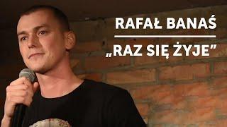 Rafał Banaś - Raz się żyje - Lopez i Agencja w Gorzowie Wielkopolskim