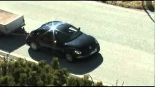 2012 Volkswagen Beetled Spied On Video