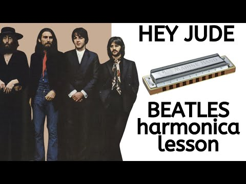 Harmonica harmonica tabs yesterday : Beatles - Yesterday (Saturday Song Study #2)