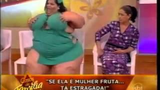 Video Mulher Fruta Pão no palco do programa Casos de Família 09/09/2011 MP3, 3GP, MP4, WEBM, AVI, FLV November 2018