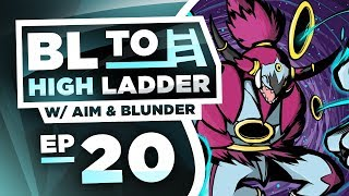 HOOPA UNBOUND IS NASTY! BL TO HIGH LADDER #20 by Thunder Blunder 777