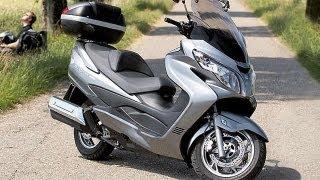 7. Suzuki Burgman 400 K7 (HD)
