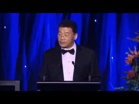 2012 Ethnic Business Awards – Sponsor Speech – Henry He – China Southern Airlines