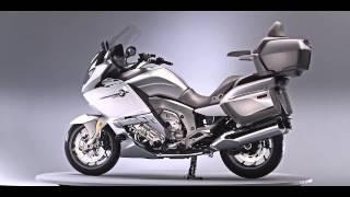 9. 2014 new BMW K 1600 GTL Exclusive - beauty video