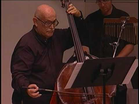 contrabass - Contrabassist Bertram Turetzky, presents an evening of delightful surprises.These solo and chamber works include four premieres and several pieces that have ...