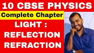 CBSE CLASS 10th: LIGHT Reflection and Refraction 01: Compilation of All of My Videos