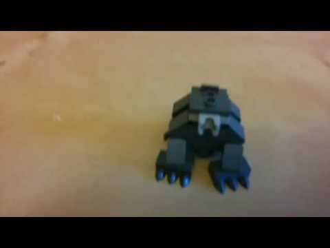 Lego dimension Bibendum Chamallow ( S.O.S. fantômes )