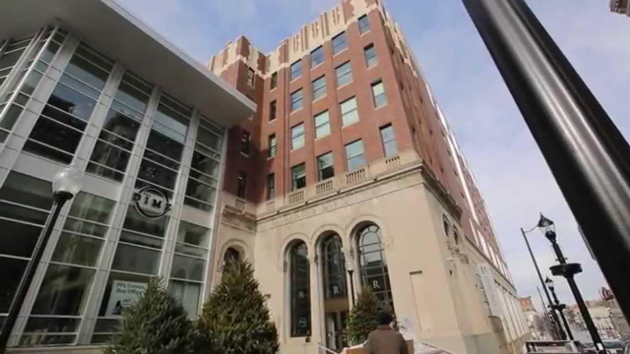 An insider tour of the new Renaissance Allentown Hotel