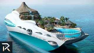 Video 10 Ridiculously Expensive Boats Only The Richest Can Afford MP3, 3GP, MP4, WEBM, AVI, FLV Mei 2019