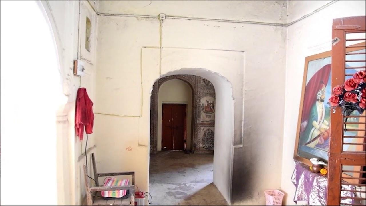 Mural Paintings of Jammu: Walk through the Sui Simbli Temple