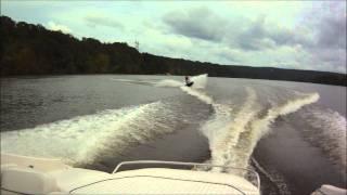 3. Sea Doo RXP 255 X Wake Jumping