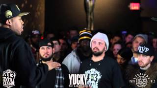413 Battle League | Paulie Paul vs. Verse