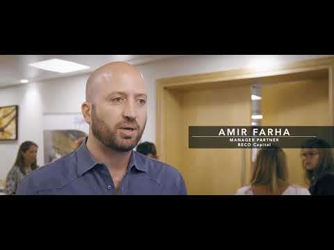 An interview with Mr. Amir Farha