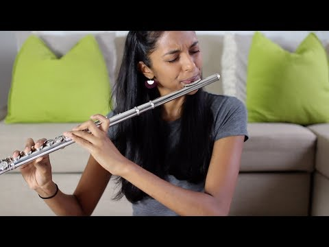 Say Something - Justin Timberlake And Chris Stapleton Flute Cover