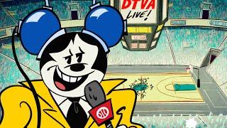 Good Sports | A Mickey Mouse Cartoon | Disney Shorts