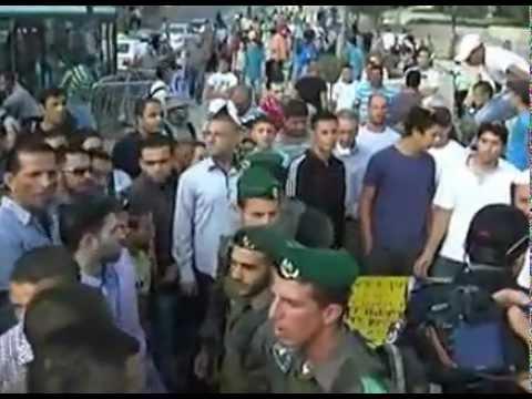 مواجهات في القدس ! المستوطنين عاثو فيها فسادا