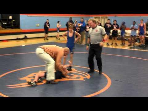 Jared Stevens: Wrestler with Cerebral Palsy Wins Match