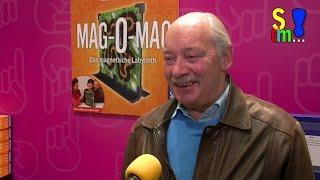 Interview: Klaus Teuber - Spielwarenmesse 2017
