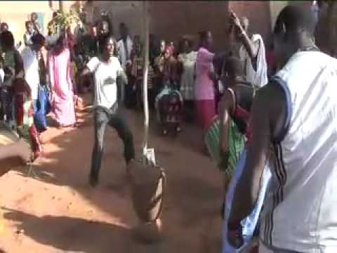 African Dance: Mali Dununba Dance and Drum Party: Baby naming celebration!