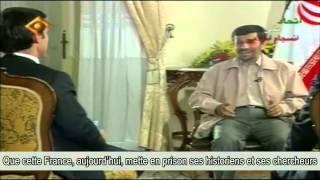 Video Iran / Pujadas-Ahmadinejad: L'interview cachée aux français MP3, 3GP, MP4, WEBM, AVI, FLV Juli 2017